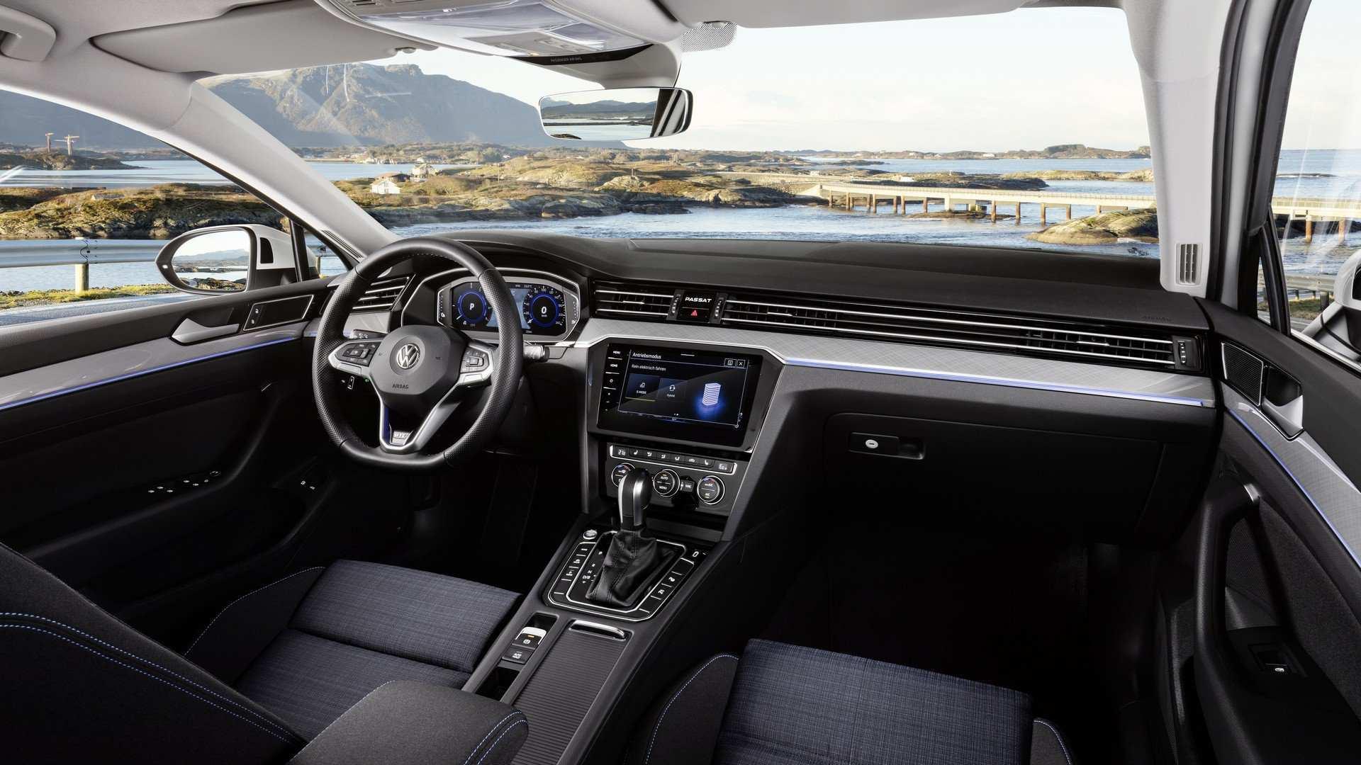 50 All New Volkswagen Passat 2020 Interior Redesign with Volkswagen Passat 2020 Interior
