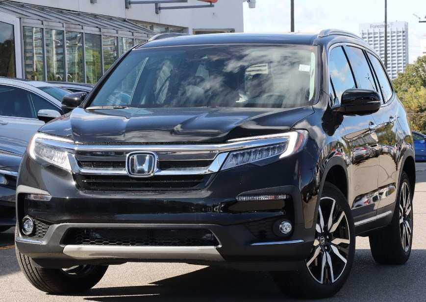 50 All New What Will The 2020 Honda Pilot Look Like Redesign for What Will The 2020 Honda Pilot Look Like