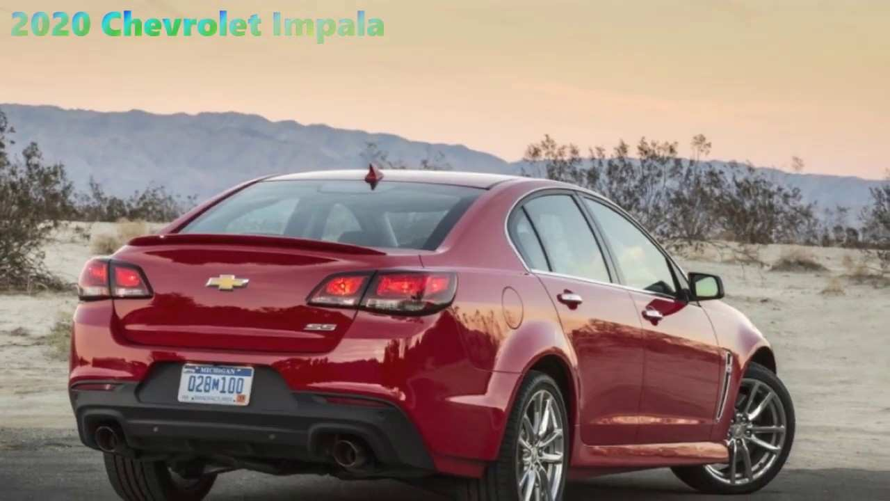 50 Best Review Chevrolet Impala 2020 Style for Chevrolet Impala 2020