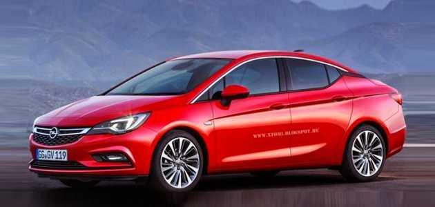 50 Best Review Opel Astra Sedan 2020 Spesification by Opel Astra Sedan 2020