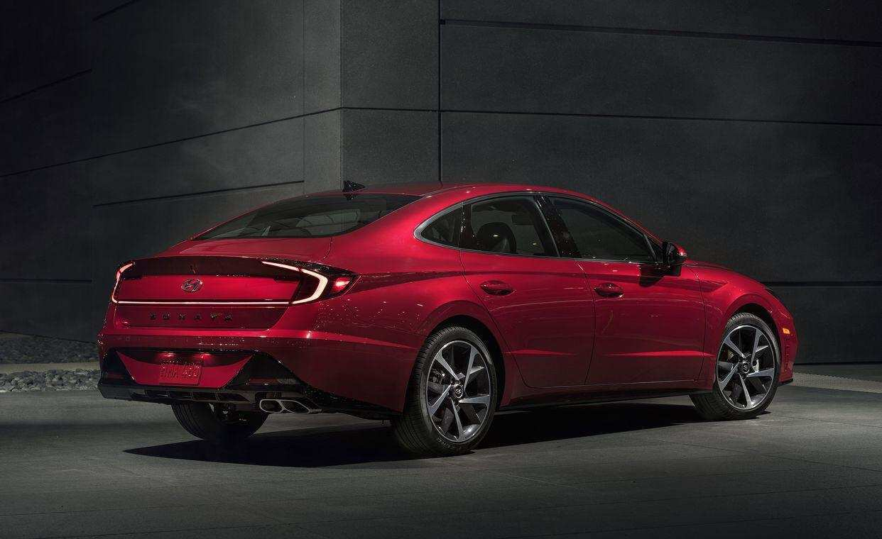 50 Best Review Pictures Of The 2020 Hyundai Sonata Engine for Pictures Of The 2020 Hyundai Sonata