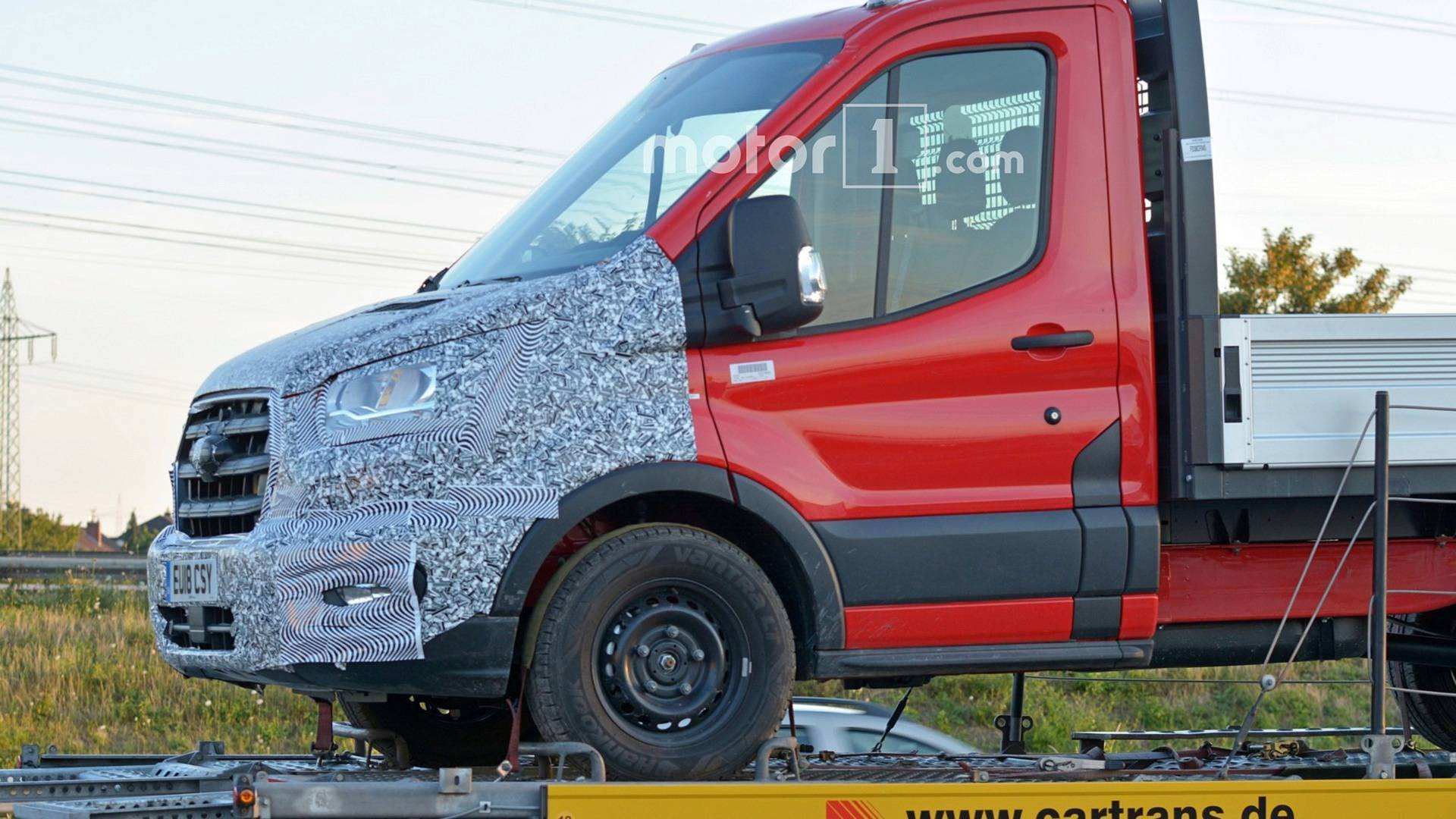 50 Concept of 2020 Ford Transit Awd Overview for 2020 Ford Transit Awd