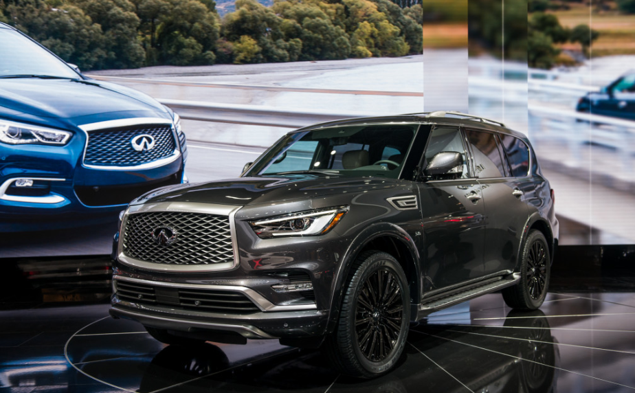 50 Concept of 2020 Infiniti Qx80 Price Exterior and Interior with 2020 Infiniti Qx80 Price