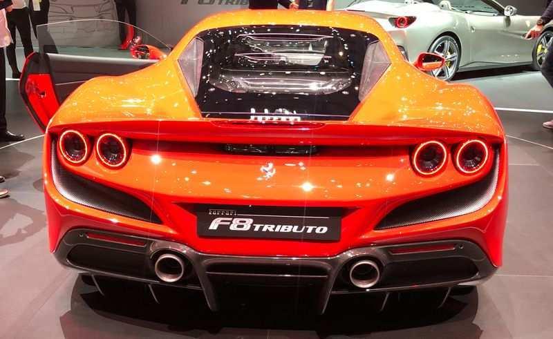 50 Concept of Ferrari V 2020 Concept by Ferrari V 2020
