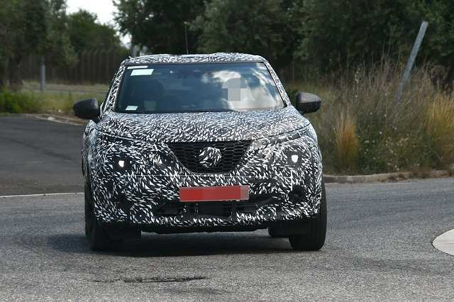 50 Concept of Nissan Juke 2020 Spy Shots Redesign by Nissan Juke 2020 Spy Shots