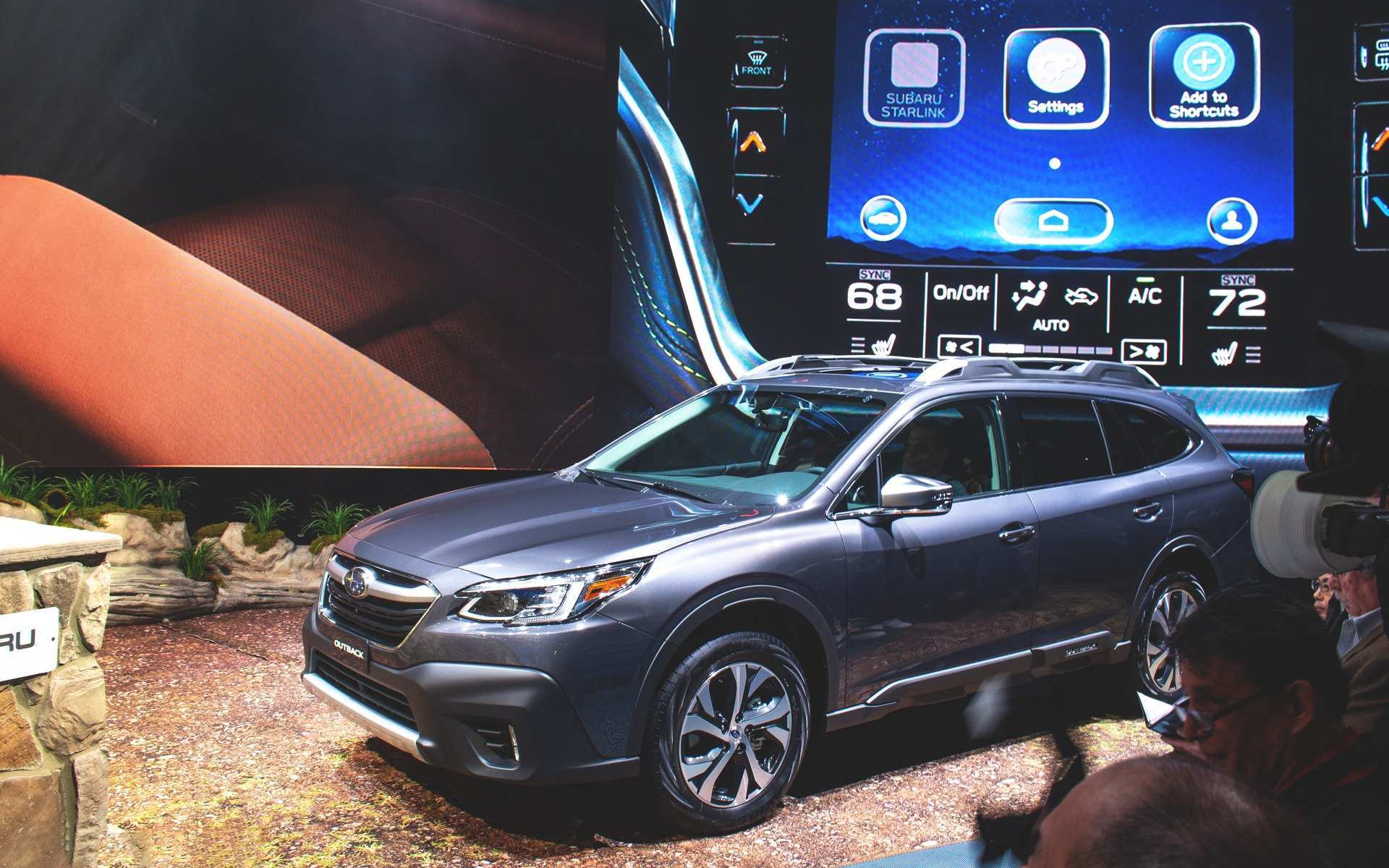 50 Concept of Subaru Outback New Model 2020 Specs by Subaru Outback New Model 2020
