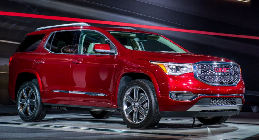 50 Gallery of Gmc Acadia 2020 Price Release Date with Gmc Acadia 2020 Price