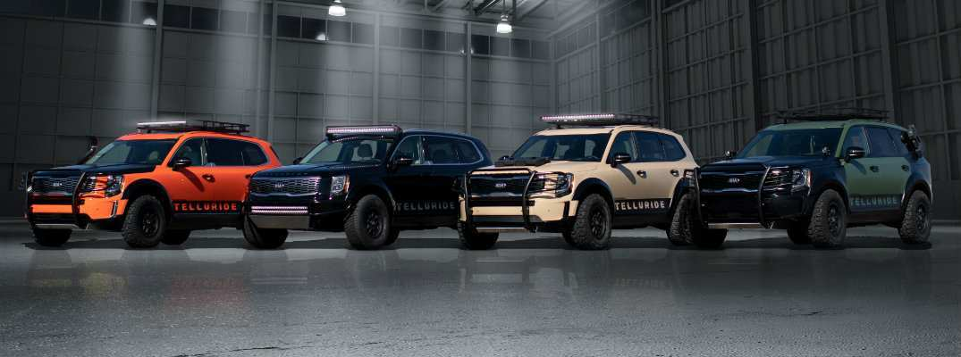 50 Gallery of Kia Telluride 2020 Colors Specs and Review with Kia Telluride 2020 Colors