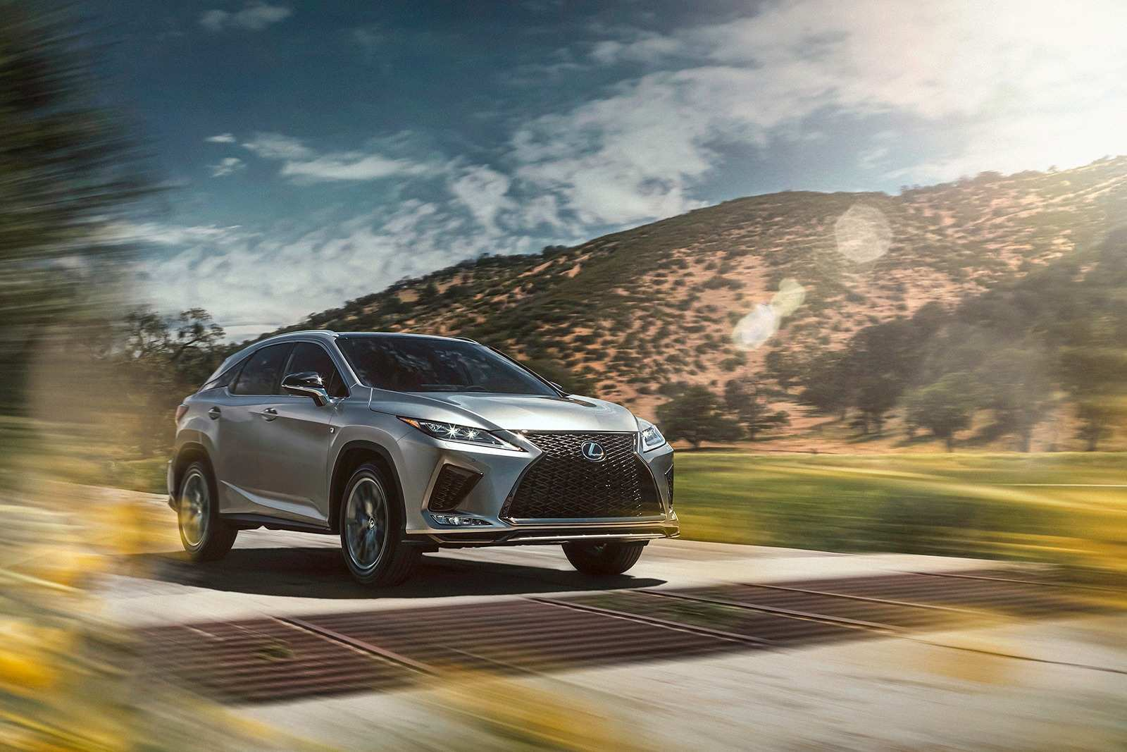 50 Gallery of Lexus Rx 350 Year 2020 Spy Shoot with Lexus Rx 350 Year 2020