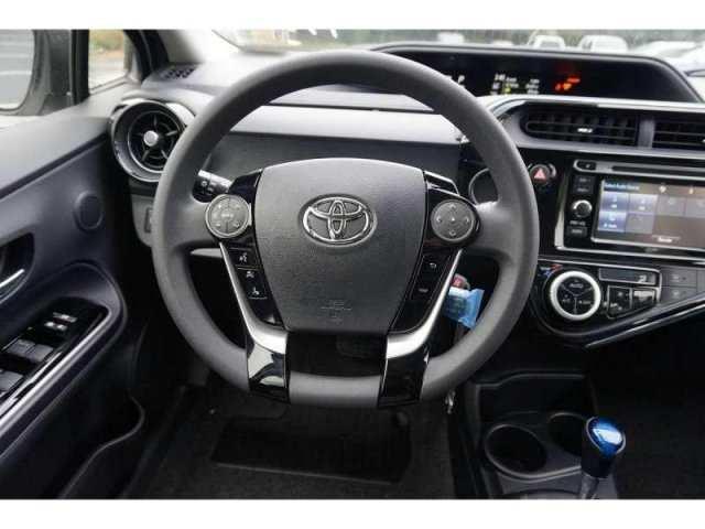 50 Gallery of Toyota Prius C 2020 Configurations with Toyota Prius C 2020