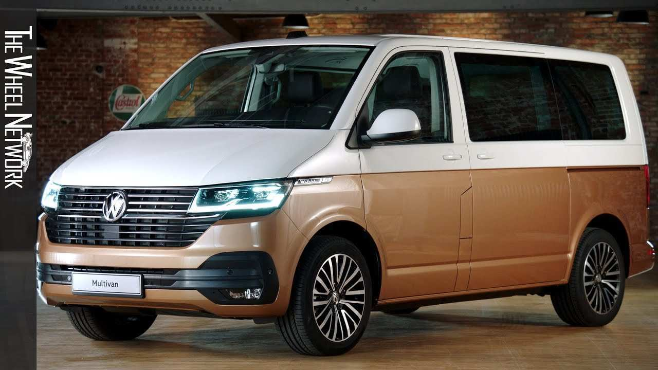 50 Gallery of Volkswagen Camper 2020 Spesification by Volkswagen Camper 2020