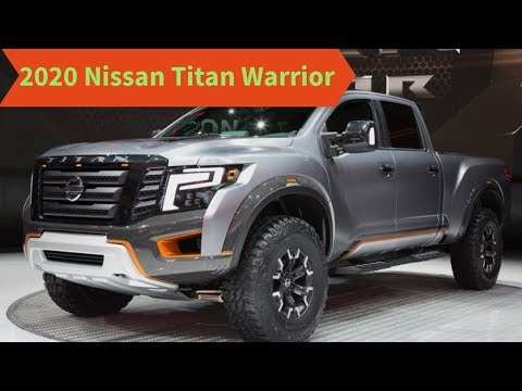 50 Great 2020 Nissan Titan Warrior Price Concept by 2020 Nissan Titan Warrior Price