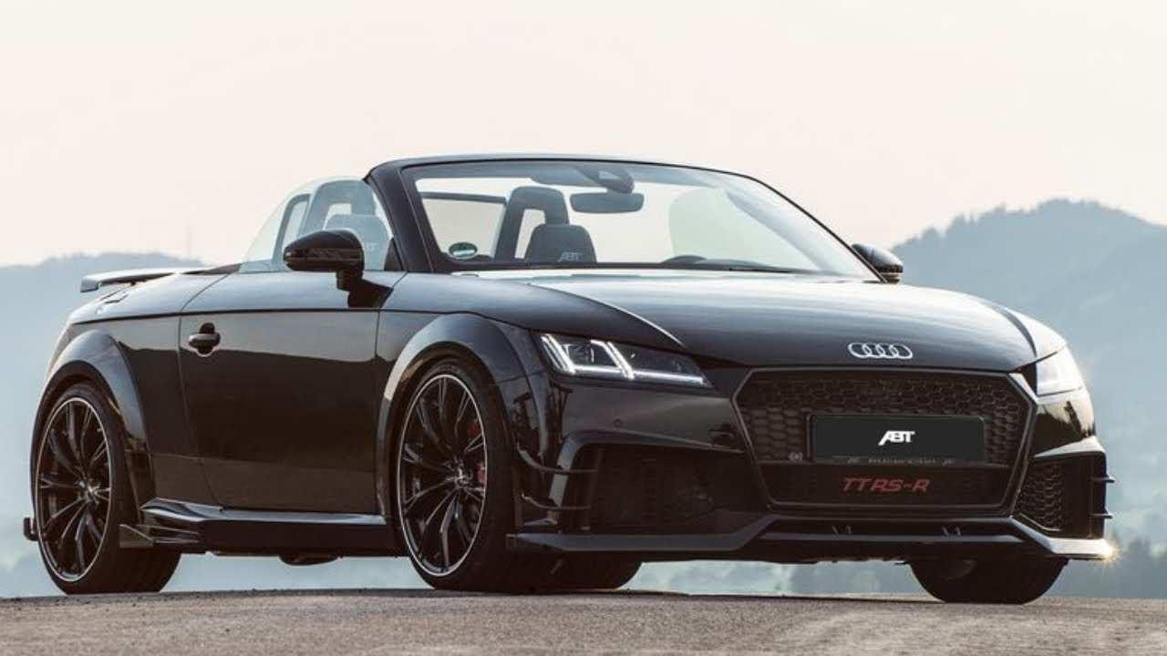 50 New Audi Tt Convertible 2020 Redesign with Audi Tt Convertible 2020