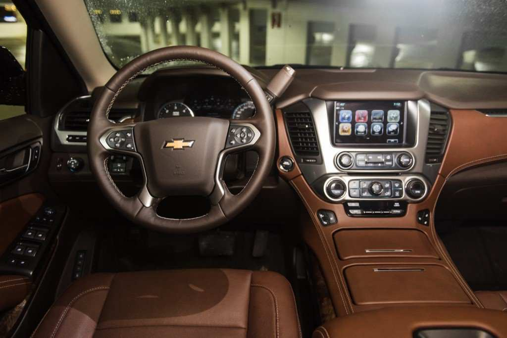 50 The 2020 Chevrolet Suburban Interior Speed Test for 2020 Chevrolet Suburban Interior