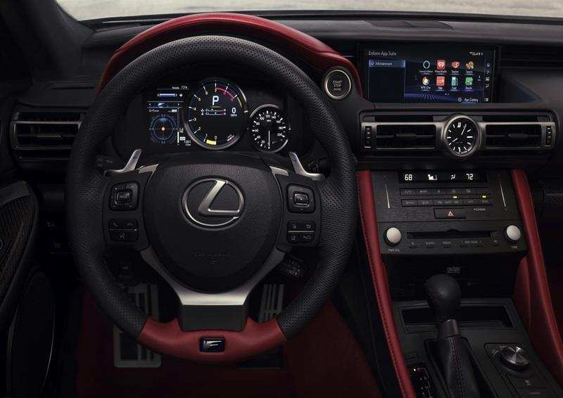 50 The 2020 Lexus Rc F Track Edition Specs Prices for 2020 Lexus Rc F Track Edition Specs