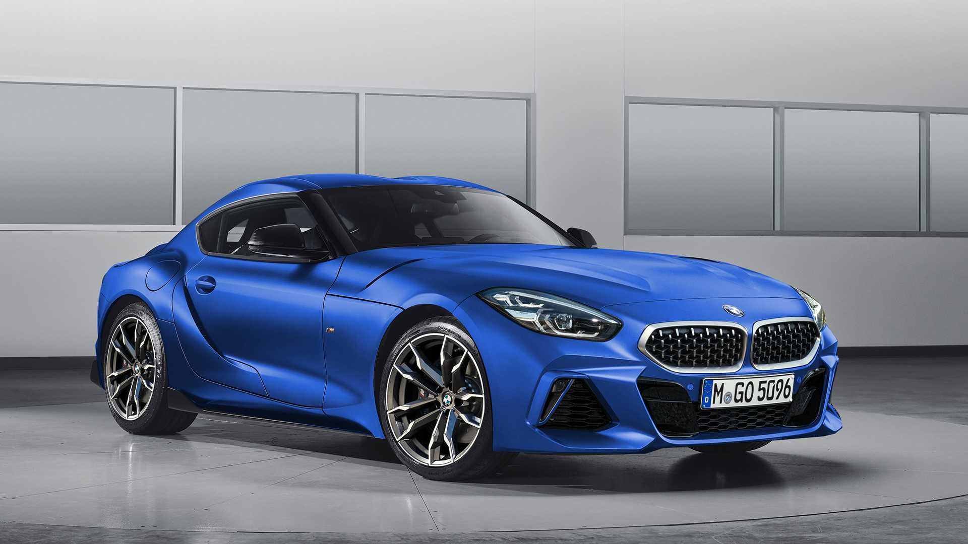 50 The BMW Z4 Coupe 2020 New Concept with BMW Z4 Coupe 2020