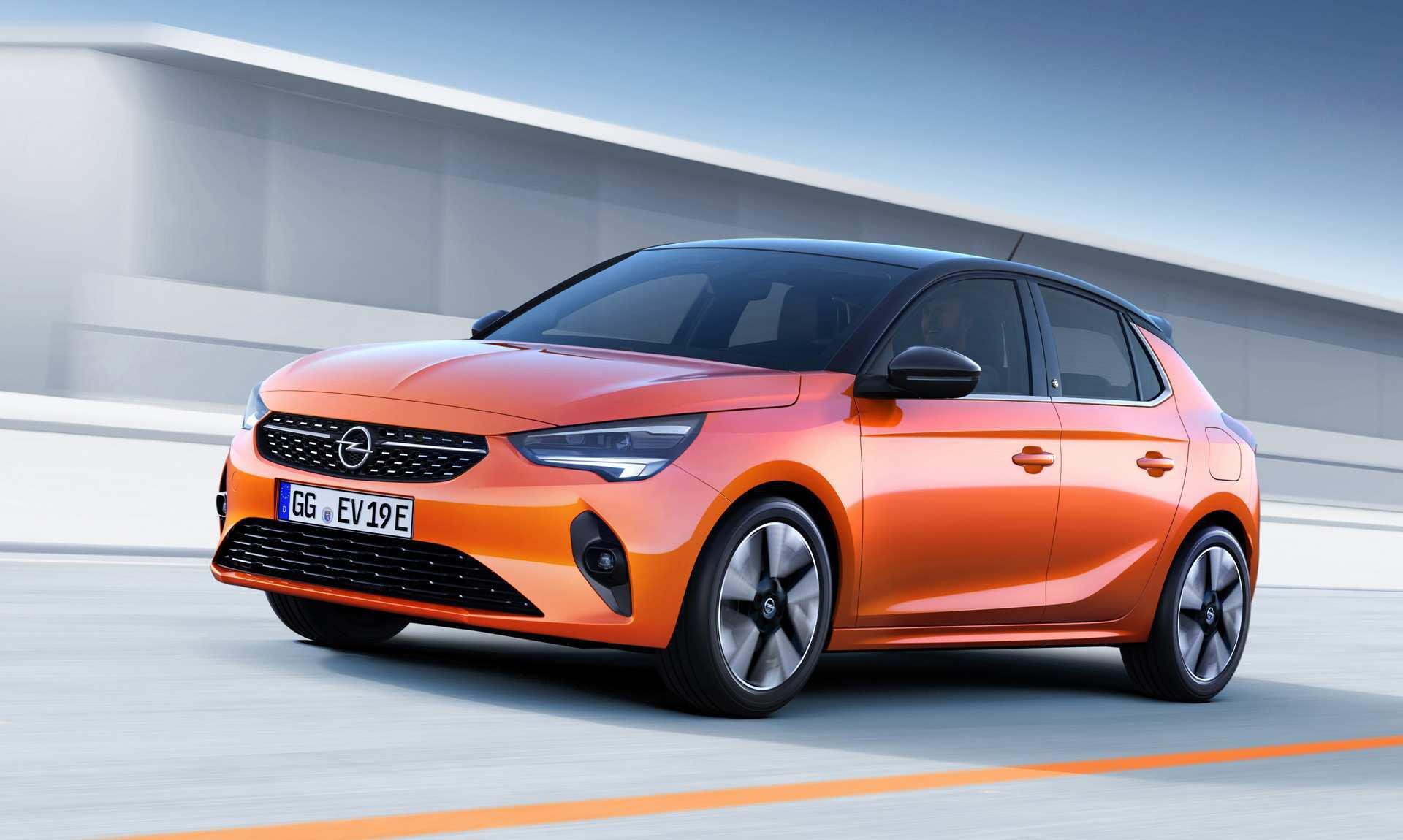 50 The Opel Van 2020 Redesign and Concept with Opel Van 2020