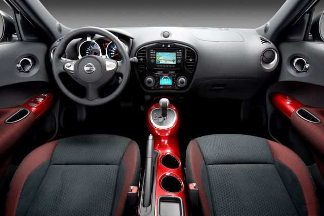 51 All New Nissan Juke 2020 Interior Price and Review for Nissan Juke 2020 Interior