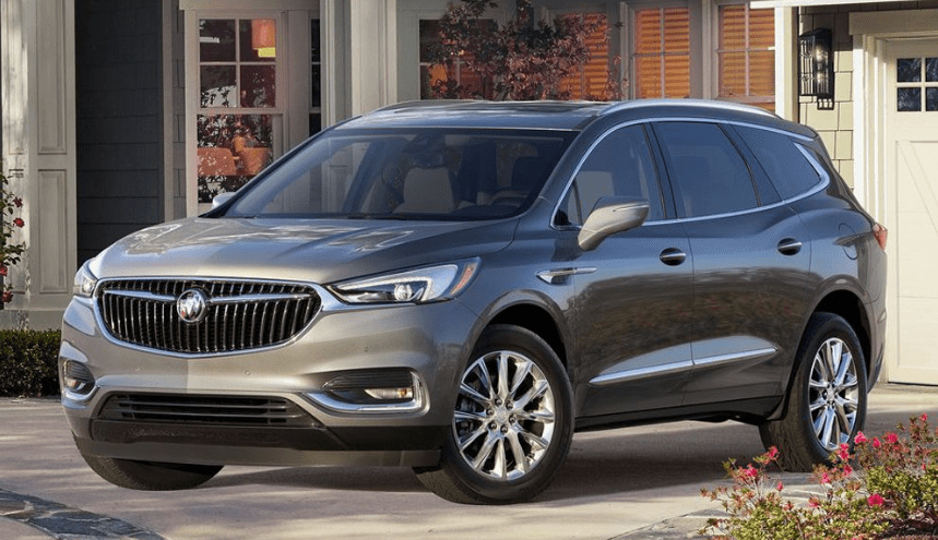 51 Best Review 2020 Buick Enclave Avenir Colors Rumors with 2020 Buick Enclave Avenir Colors
