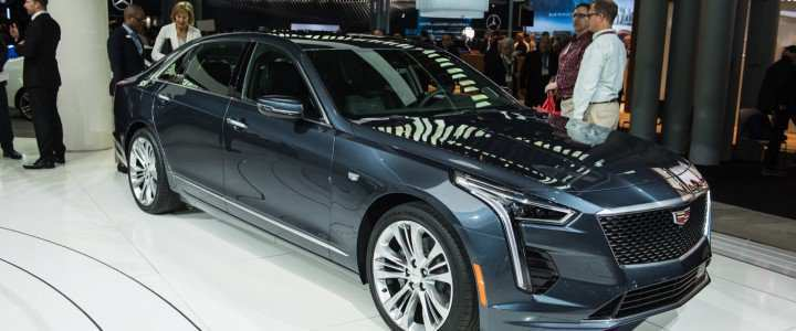 51 Best Review 2020 Cadillac Ct6 V8 Exterior with 2020 Cadillac Ct6 V8