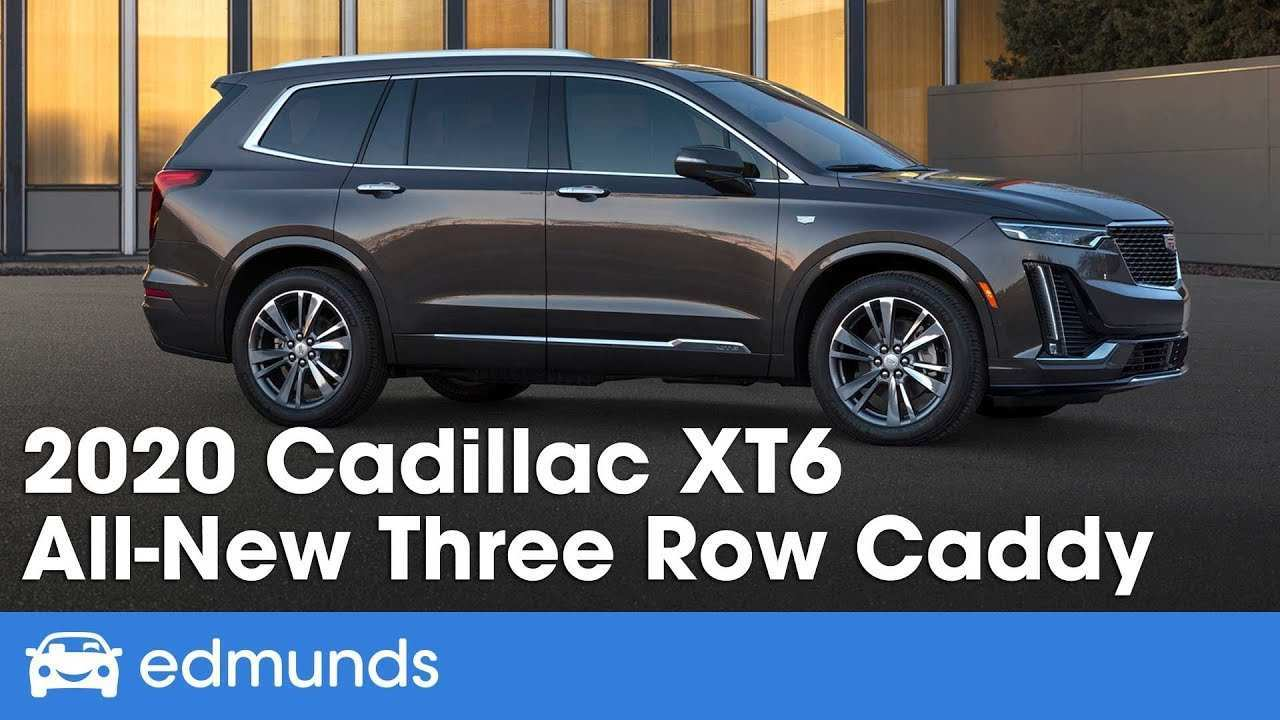 51 Best Review 2020 Cadillac Xt6 Availability Concept with 2020 Cadillac Xt6 Availability