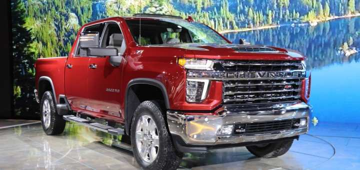 51 Best Review 2020 Chevrolet 2500 Ltz Exterior for 2020 Chevrolet 2500 Ltz