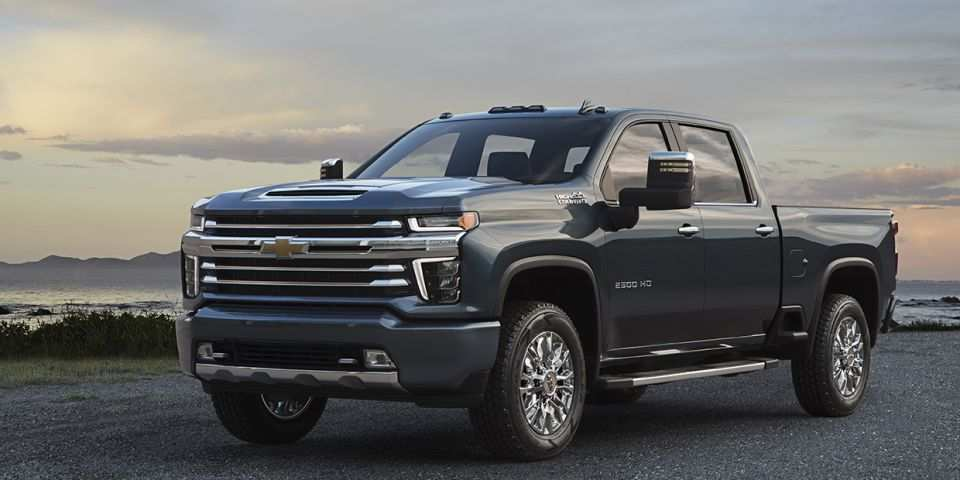 51 Best Review 2020 Chevrolet Silverado 1500 Ld New Concept by 2020 Chevrolet Silverado 1500 Ld