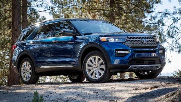 51 Best Review Ford New Explorer 2020 Images for Ford New Explorer 2020