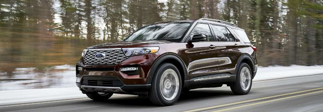 51 Best Review Ford New Explorer 2020 Pictures for Ford New Explorer 2020