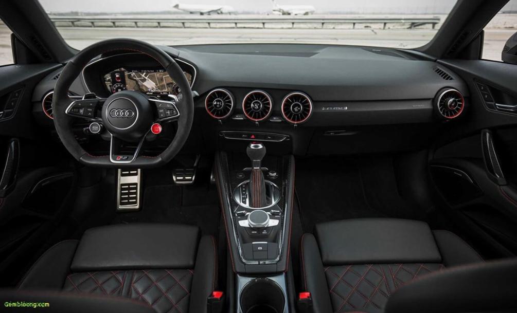 51 Concept of Audi Tt 2020 Interior History for Audi Tt 2020 Interior