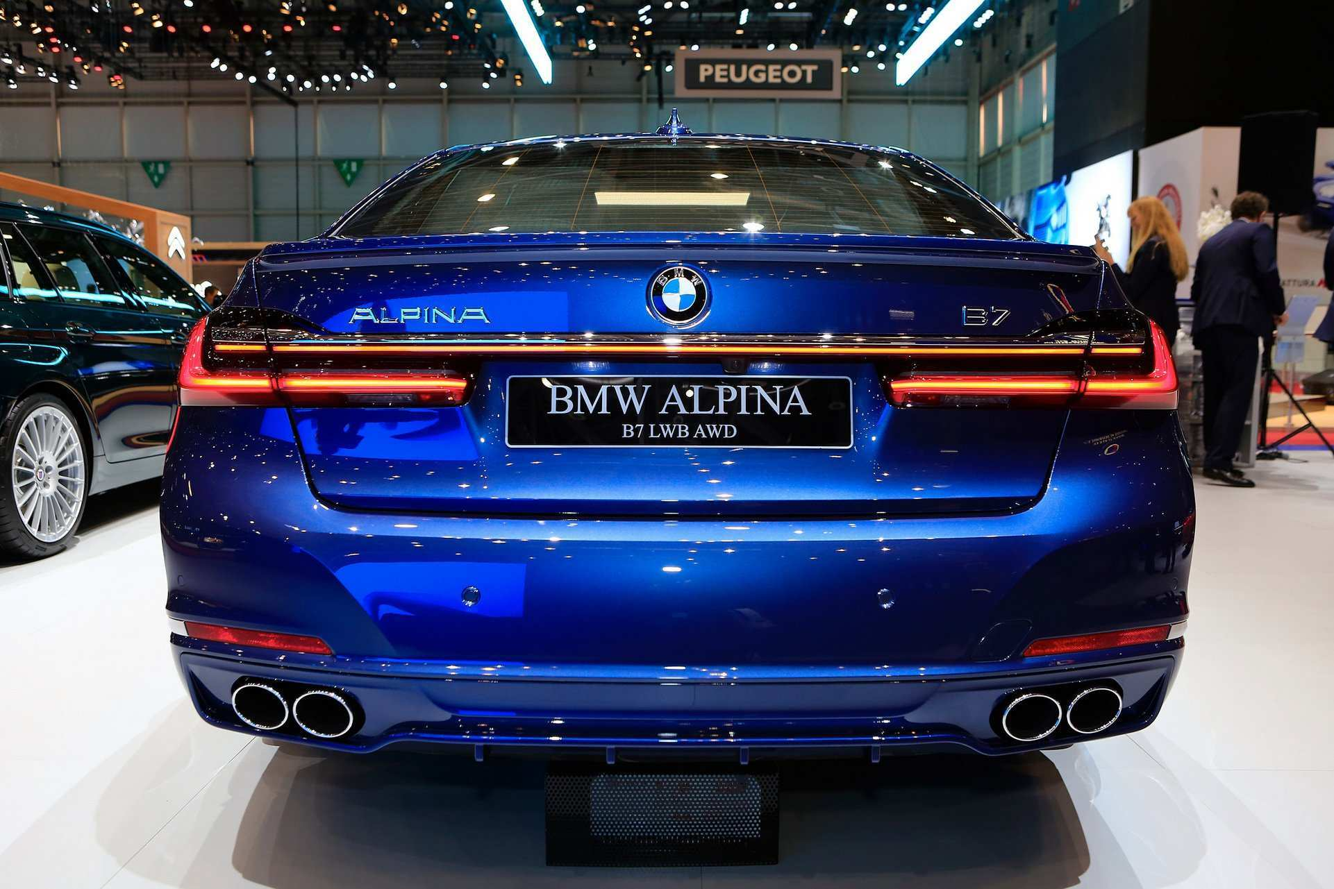 51 Concept of BMW B7 Alpina 2020 Price Interior with BMW B7 Alpina 2020 Price