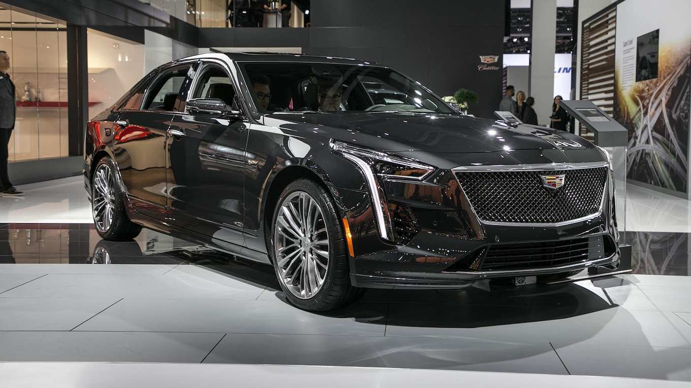 51 Concept of Cadillac Ct6 2020 Research New for Cadillac Ct6 2020