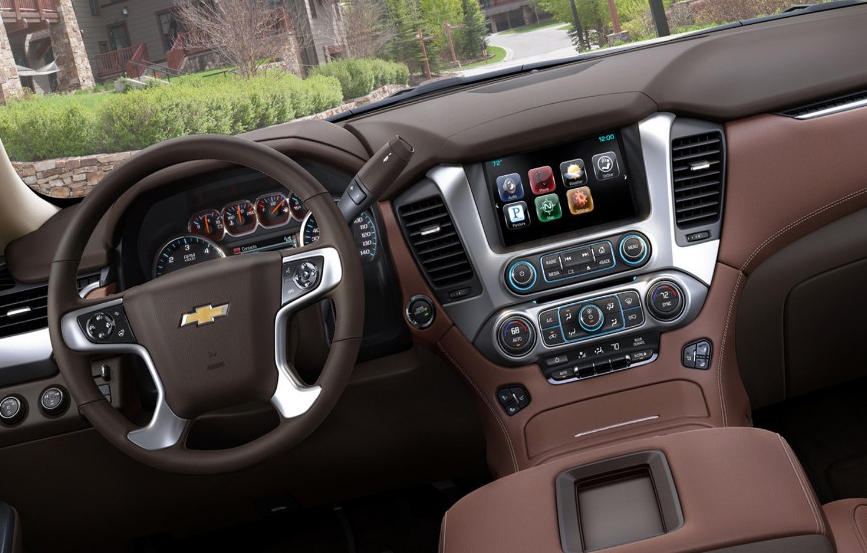 51 Gallery of 2020 Chevrolet Suburban Interior Release Date for 2020 Chevrolet Suburban Interior