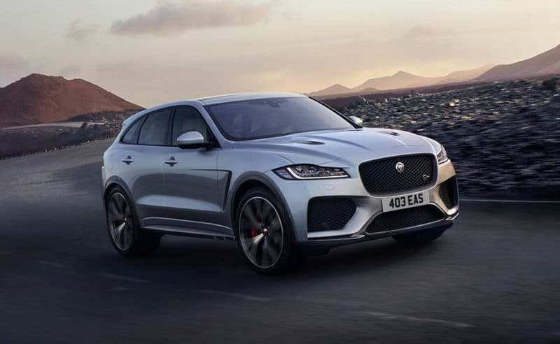 51 Gallery of 2020 Jaguar F Pace Changes Pricing with 2020 Jaguar F Pace Changes