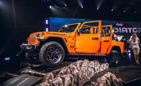 51 Gallery of 2020 Jeep Gladiator Gas Mileage Model with 2020 Jeep Gladiator Gas Mileage