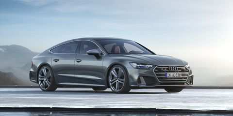 51 Gallery of Audi A7 2020 Performance with Audi A7 2020