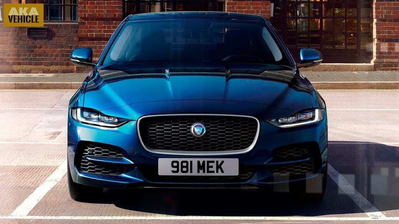 51 Gallery of Jaguar Xe Facelift 2020 Overview by Jaguar Xe Facelift 2020