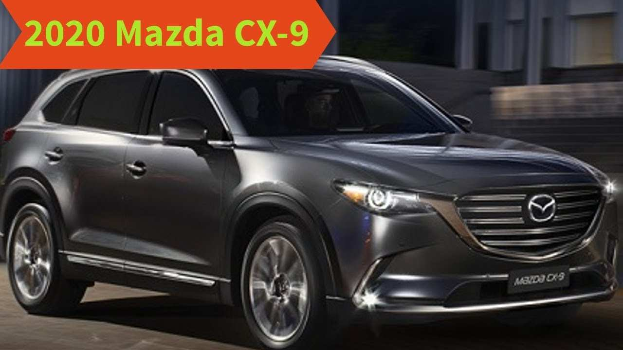 51 Gallery of Mazda Cx 9 2020 Release Date Exterior for Mazda Cx 9 2020 Release Date