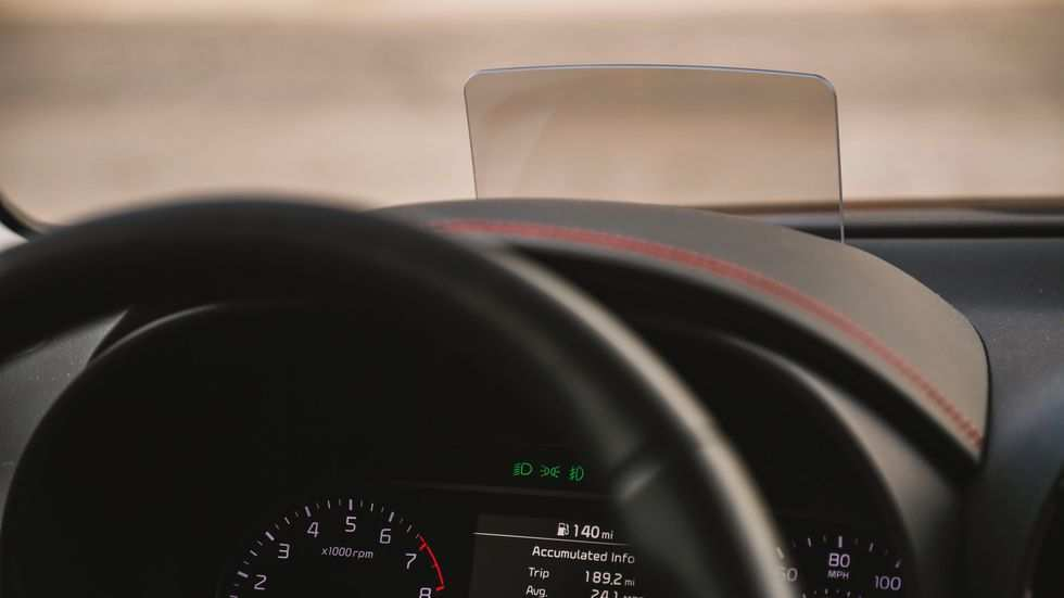51 Great 2020 Kia Soul Heads Up Display Concept with 2020 Kia Soul Heads Up Display