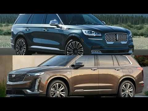 51 Great 2020 Lincoln Aviator Vs Cadillac Xt6 Spesification with 2020 Lincoln Aviator Vs Cadillac Xt6