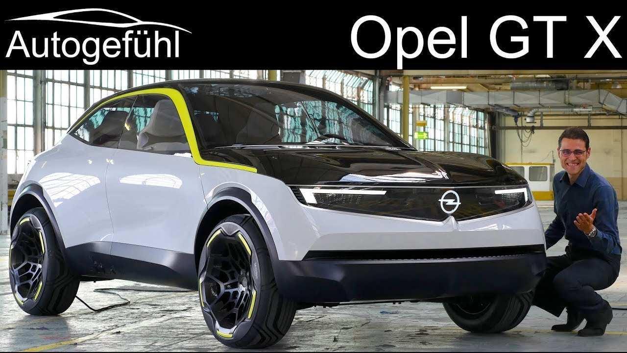 51 Great Opel Gt X 2020 Spesification with Opel Gt X 2020