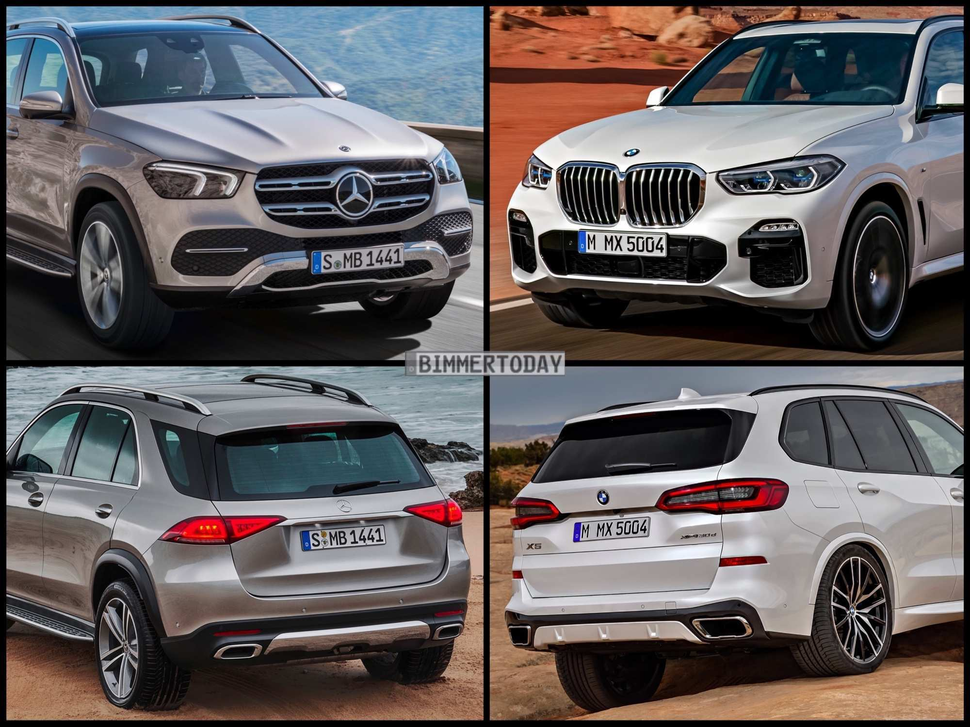 51 New 2020 Mercedes Gle Vs BMW X5 History for 2020 Mercedes Gle Vs BMW X5