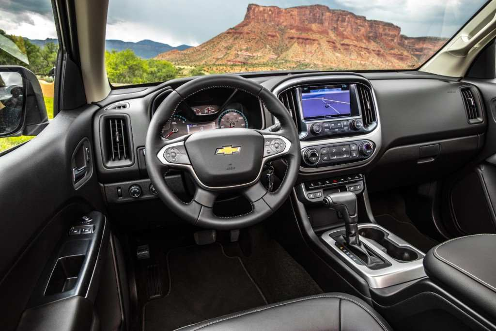 51 New Chevrolet Colorado 2020 Price and Review with Chevrolet Colorado 2020