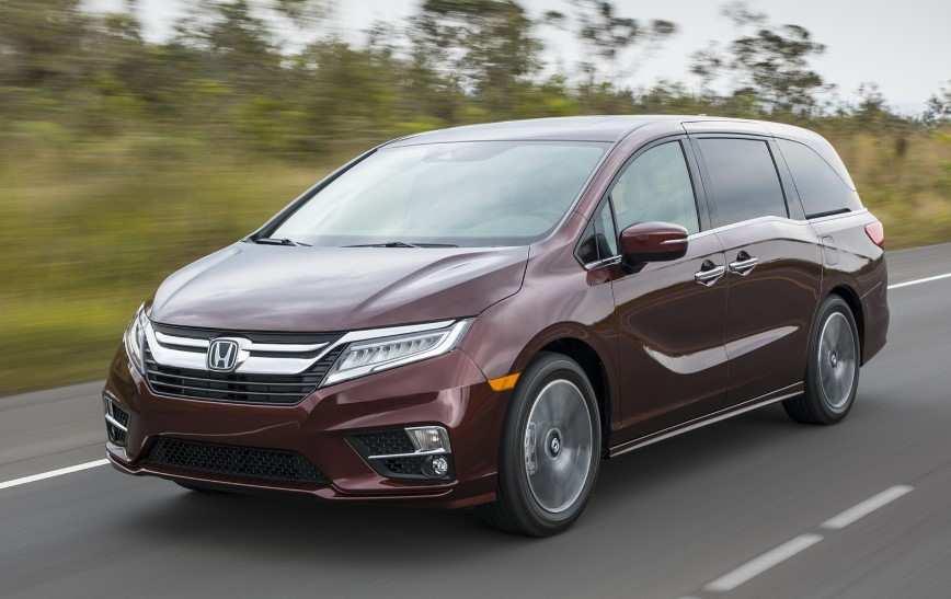 51 New Honda Odyssey 2020 Awd Release Date by Honda Odyssey 2020 Awd