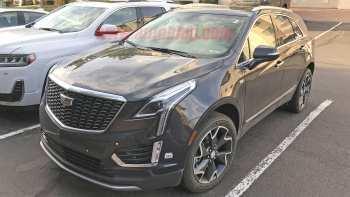 51 New New Cadillac Xt5 2020 Spy Shoot by New Cadillac Xt5 2020