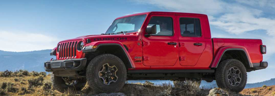51 The 2020 Jeep Gladiator Release Date Release Date for 2020 Jeep Gladiator Release Date