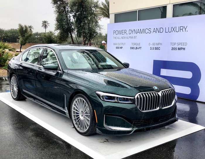51 The BMW Alpina 2020 Release for BMW Alpina 2020