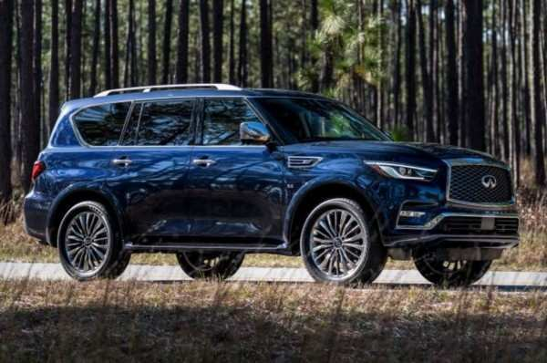 51 The Infiniti Qx80 2020 Research New for Infiniti Qx80 2020