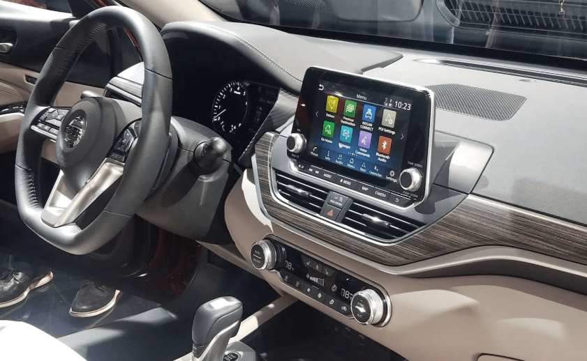 51 The Nissan Rogue 2020 Interior Speed Test by Nissan Rogue 2020 Interior