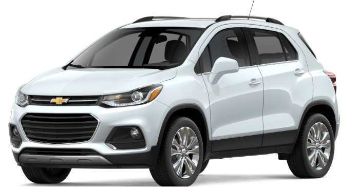 52 All New Chevrolet Tracker 2020 Ficha Tecnica Picture by Chevrolet Tracker 2020 Ficha Tecnica